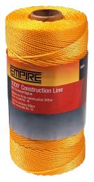 250' Braided Construction Line