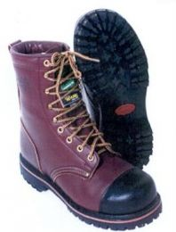 Labonville Low Heel Chainsaw Safety Boot