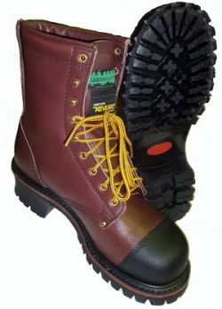 "Labonville 2"" Heel Chainsaw Safety Boot"