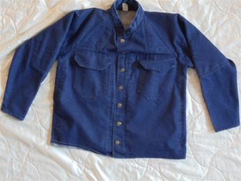 Swede Pro Denim Safety Shirt